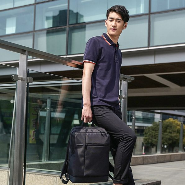 Xiaomi-17L-Classic-Business-Backpack-۶